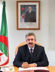 Le Consul Mohamed SEOUDI